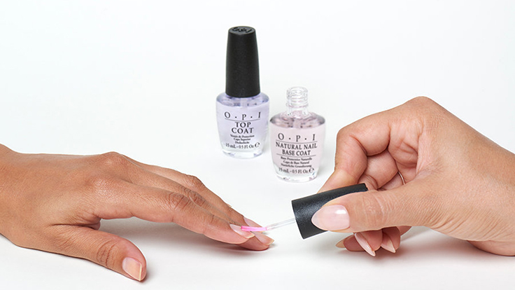 5 reasons you should be wearing a base coat nail polish