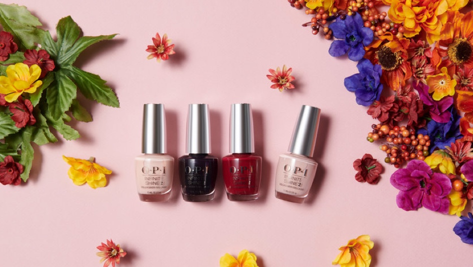 The Best Nail Polishes for Fall Brides