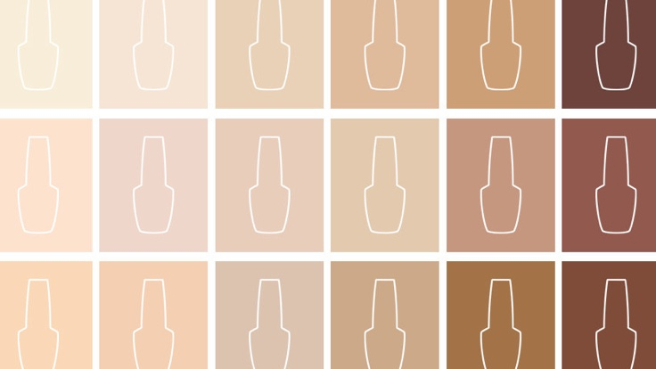 Nude Shades for Your Skin Tone