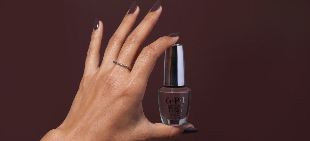 OPI Brown Nail Polish