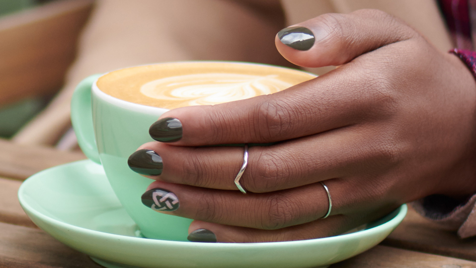 Are You Celtic Or Knot? Pro Nail Art Look