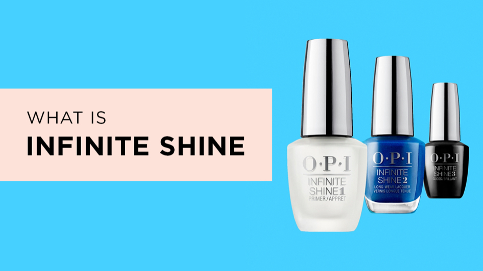What is OPI Infinite Shine?