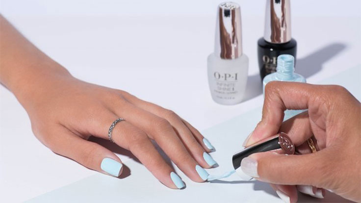 7 Fun Facts about OPI Infinite Shine