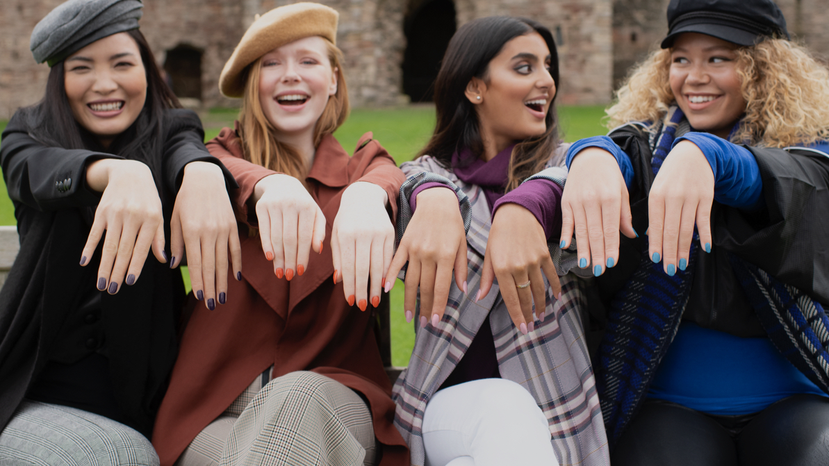 OPI Scotland Collection Video