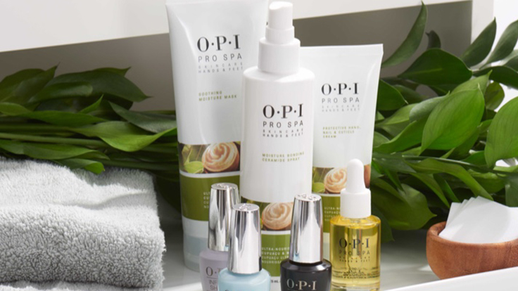 OPI ProSpa Products
