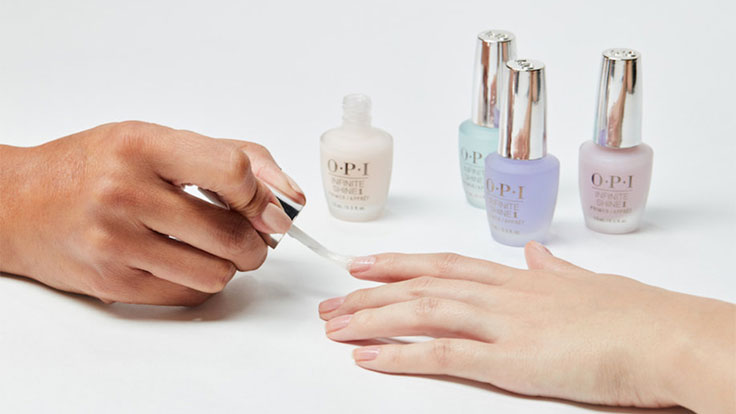 OPI Infinite Shine treatment primers