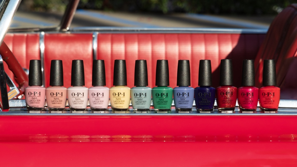 About the Collection: OPI Hollywood
