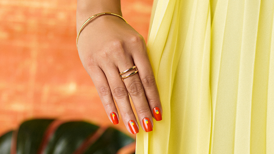 OPI Spring 2020: Mexico City Spring Nail Art Looks