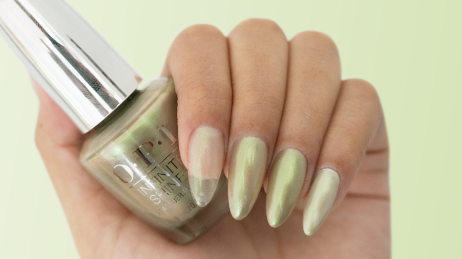OPI How to Layer for Bold Color