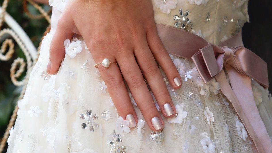 OPI Pearlescent Wedding Shades