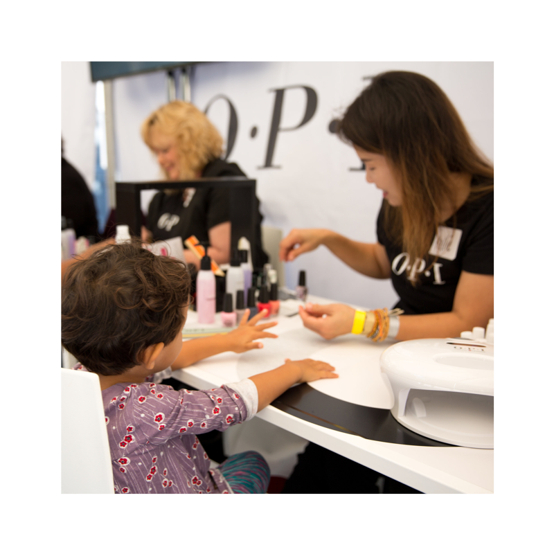 OPI breaks Guinness World Record with the wold's longest nail bar