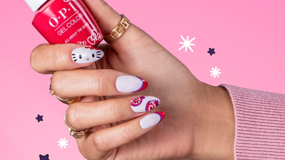 OPI x Hello Kitty The Supercutest
