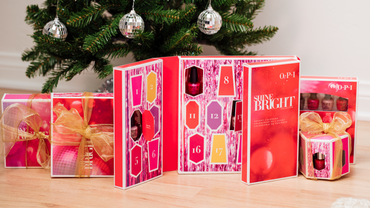 OPI Gift Sets Perfect for the Holidays
