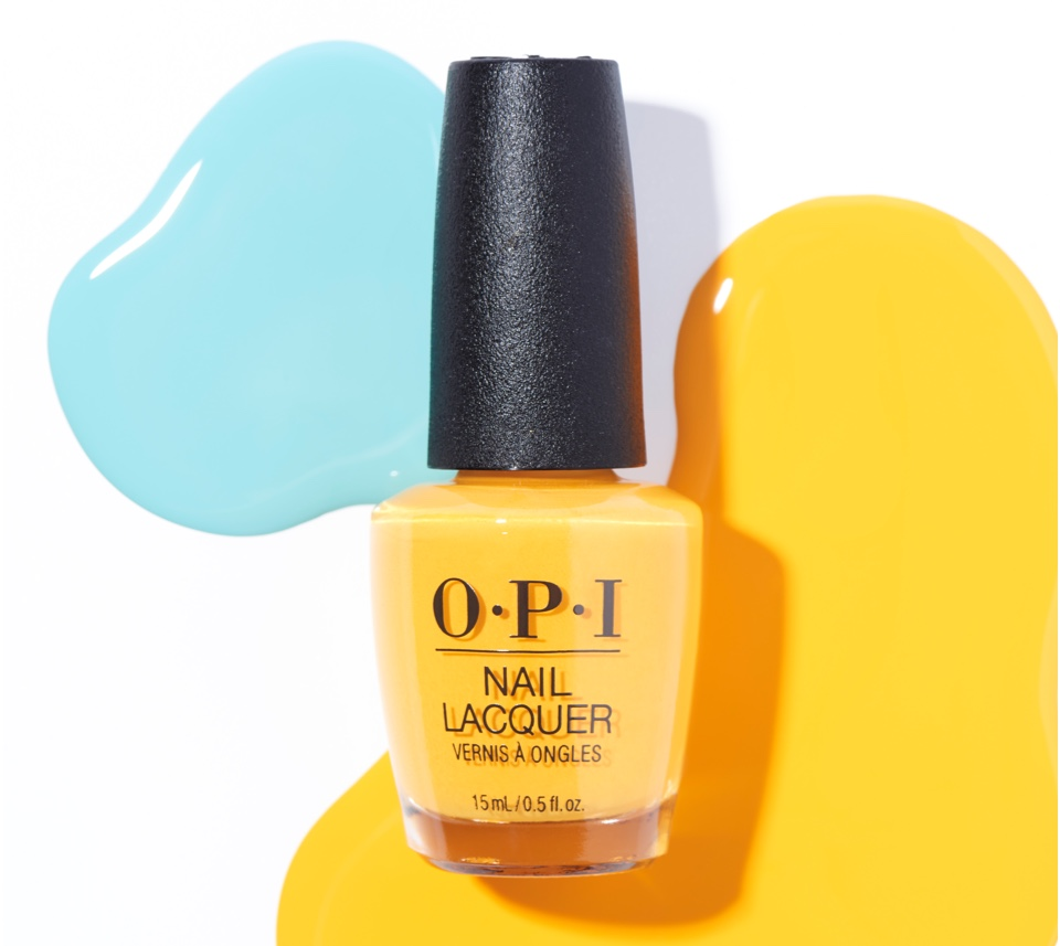 OPI's #1 Nail Polish Worldwide