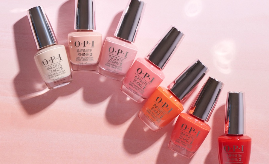 Opi Blog National Nail Polish Day Infinite Shine