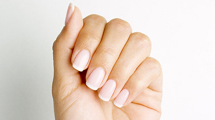 OPI stay at home guide how to remove dip mani