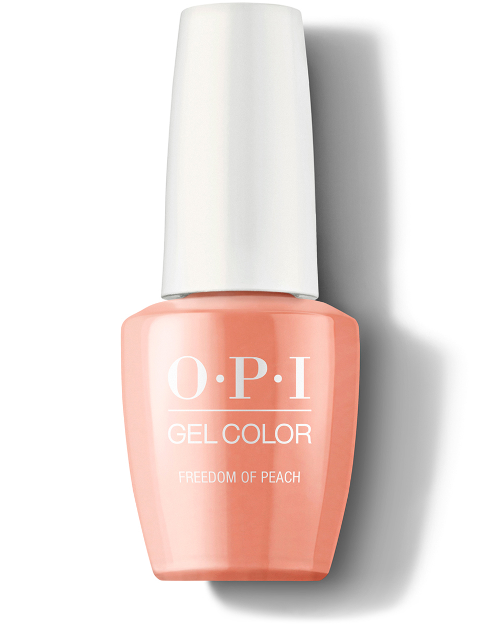 Freedom of Peach - GelColor   OPI