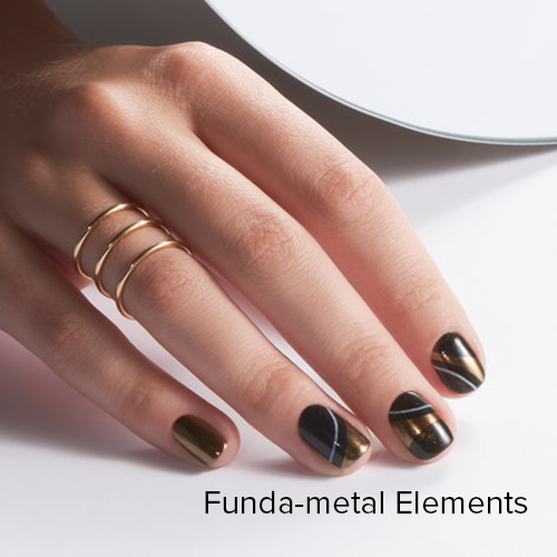 OPI Nail Art: Funda-metal Elements