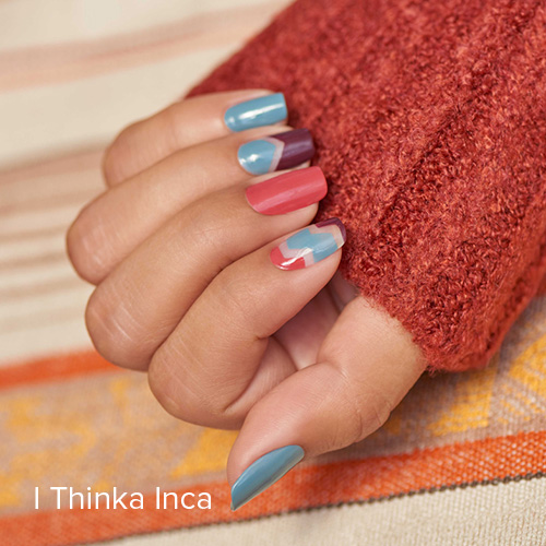 OPI Nail Art: I Thinka Inca