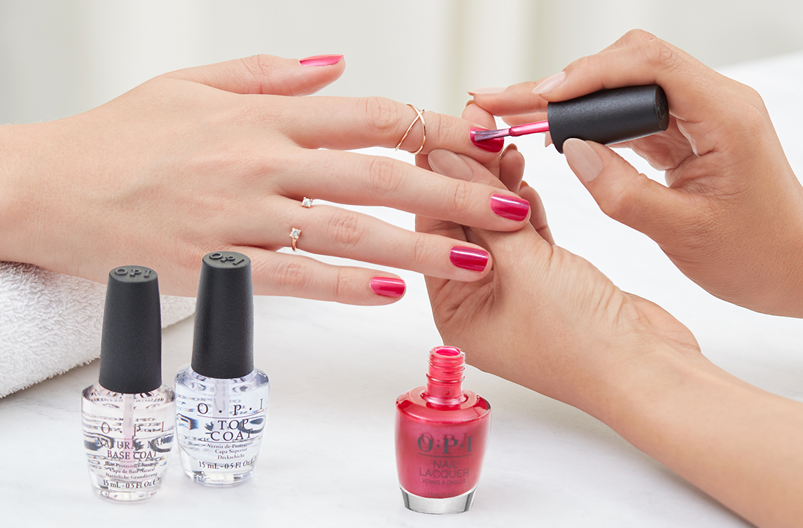 The OPI Nail Lacquer Service Education Quiz