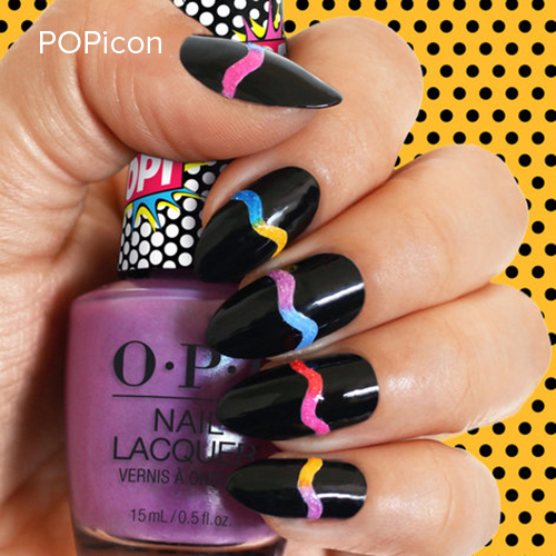 OPI Nail Art: POPicon
