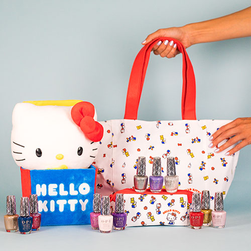 OPI + Hello Kitty Giveaway