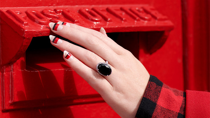 OPI Scotland Collection Fall Nail Trends