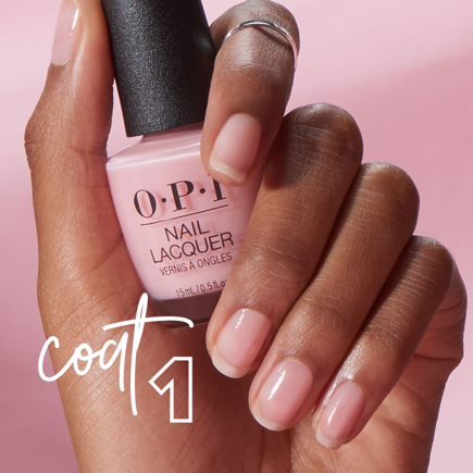 OPI Sheers Baby Take a Vow