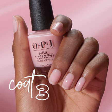 OPI Sheers Baby Take a Vow 3