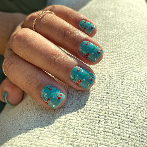 Nail Art by Letty