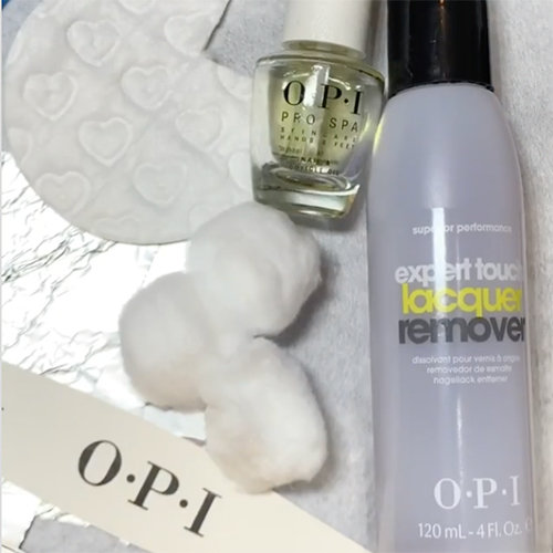 Supplies for Gel Removal