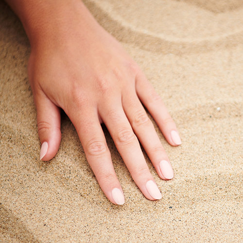 What causes a broken nail?