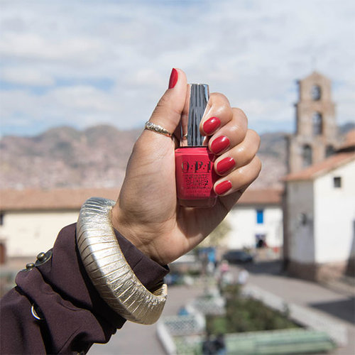 OPI Peru collection i love you just be-cusco