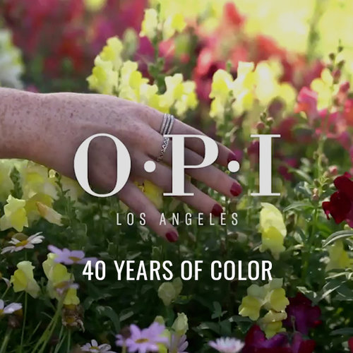 OPI's 40th Anniversary
