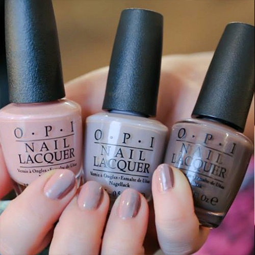 Can't just choose one OPI Shade