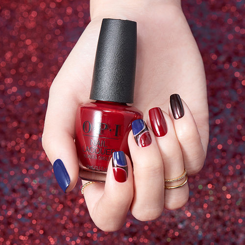 OPI and Disney's The Nutcracker and the Four Realms