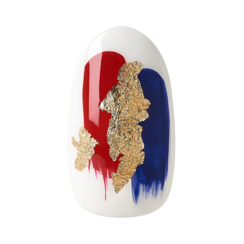 Designscape Tutorial: 4th of July Abstract Stripes - The Drop Blog by OPI