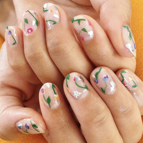 Becoming a nail artist in the entertainment industry