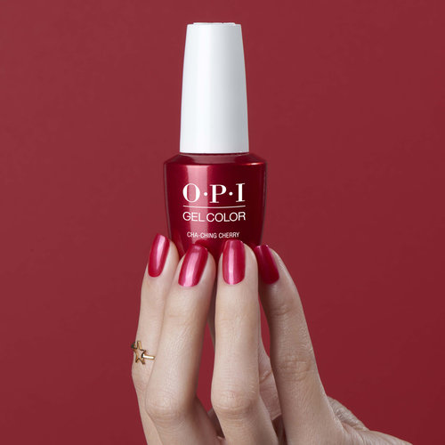 See the shade: Cha-ching Cherry
