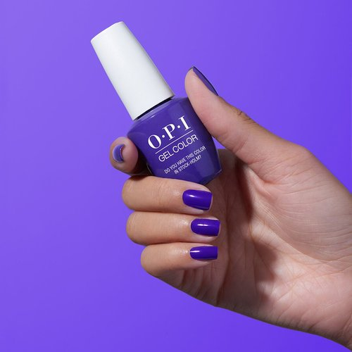 OPI, Blog, Pantone, Color of the Year, Ultra Violet, Do You Have This Color In Stock-Holm?, Nordic Collection, GelColor