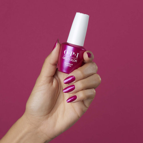 See the Shade: Flashbulb Fuchsia
