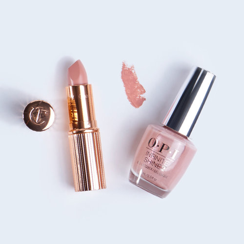 "OPI, Blog, Holiday, Beauty Tips, Humidi-Tea, Infinite Shine, Icons, Charlotte Tilbury ""Kim K W"""