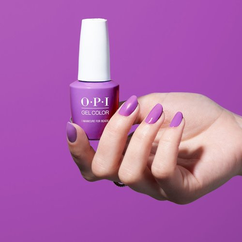 OPI, Blog, Pantone, Color of the Year, Ultra Violet, I Manicure For Beads, GelColor