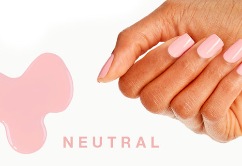 Nail polish shades for neutral skin tones