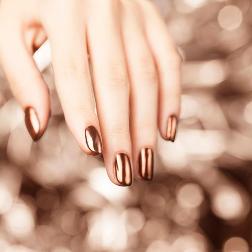 OPI, Blog, All About the Nails, Chrome Effects