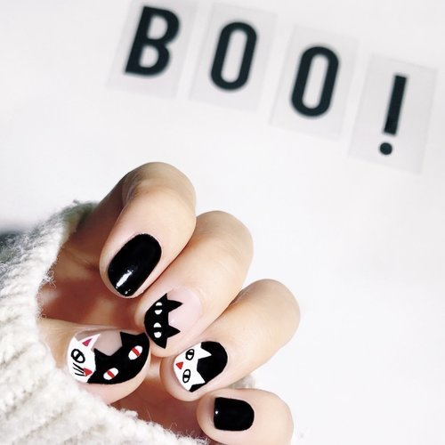 OPI, Blog, Designscape Tutorial, Halloween, Nail Art, Design