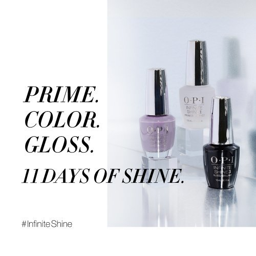 OPI, Blog, Infinite Shine, Icons, Nail Polish, Tips, Manicure
