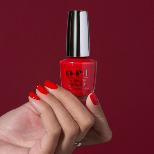 OPI, Blog, New Years Nails, Coca Cola Red