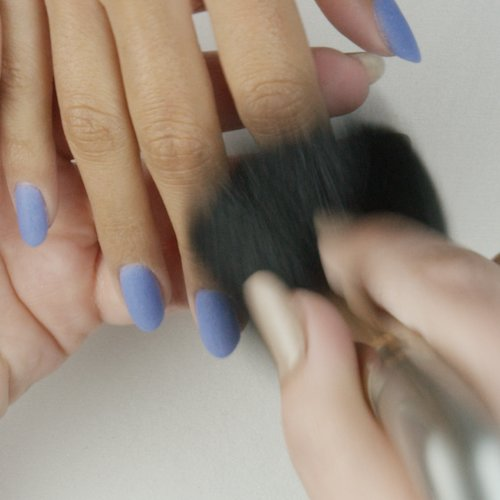 powder perfection, application, steps, professional nails, nail technician, nail art, OPI