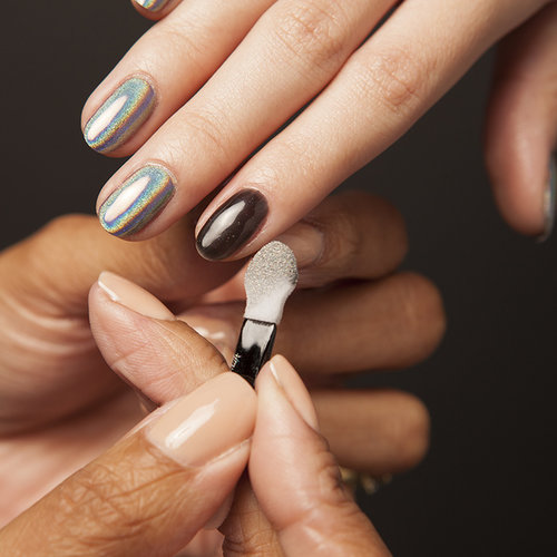OPI, Blog, ProTips, Chrome Effects, GelColor, Application